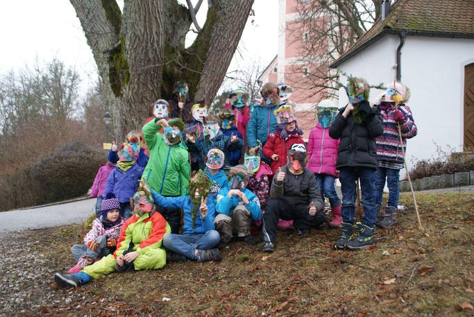 Foto: Arbeitsgemeinschaft Kinder und Jugend des Kreisverbands für Gartenbau und Landespflege