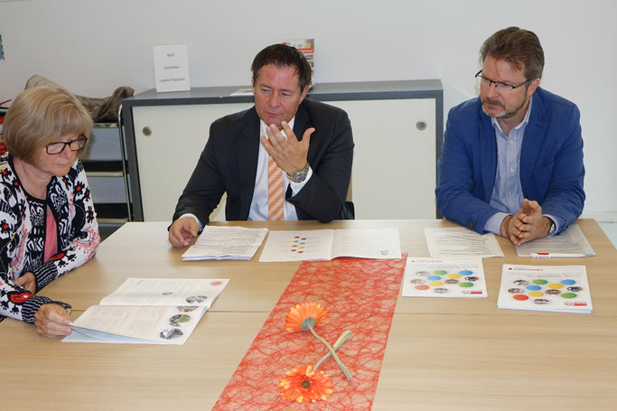 Oberbürgermeister Thomas Thumann appelliert zur Teilnahme