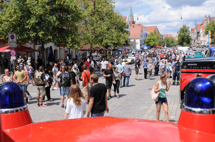 Fotos: Siegfried Mandel / Stadt Neumarkt