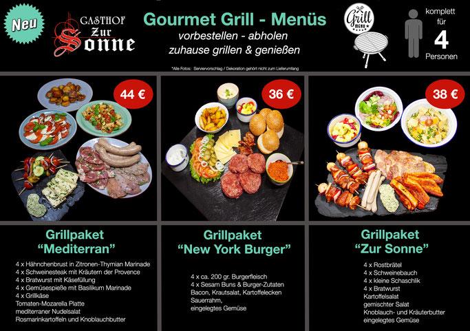 """Gasthof """"Zur Sonne"""" Pechtelsgrün, Restaurant, Gaststätte, Grillpakete"""