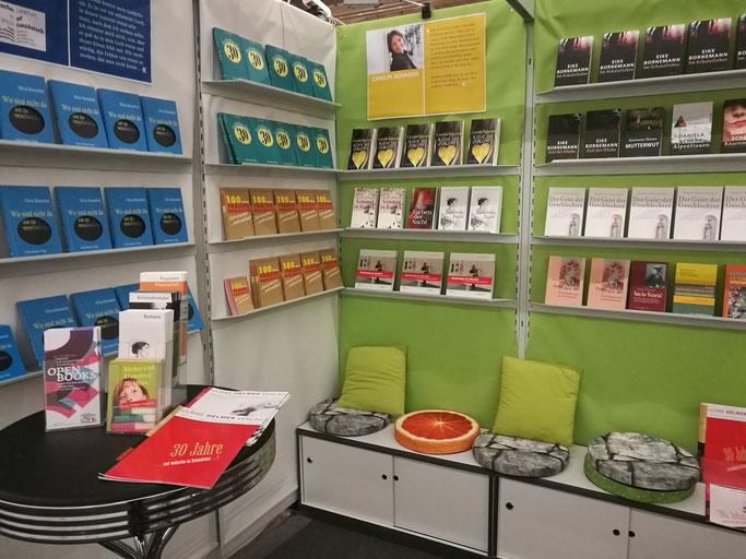 Unser Stand auf der Frankfurter Buchmesse 2017