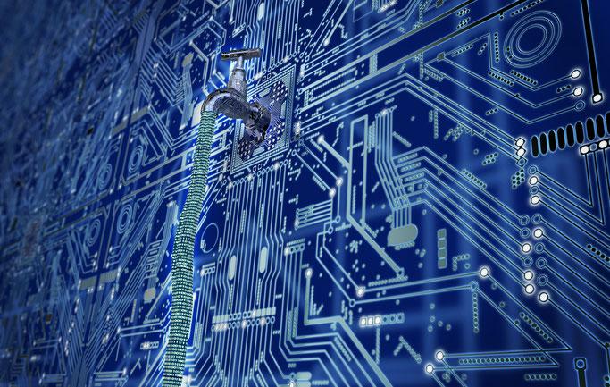 Datenleck; IT-Forensik München, IT-Sicherheit München, IT-Experte München, IT-Service München