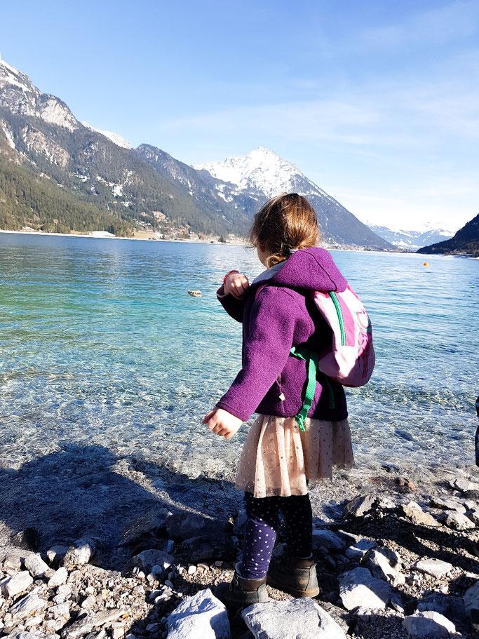 Unser Mädchen am Achensee, Tirol