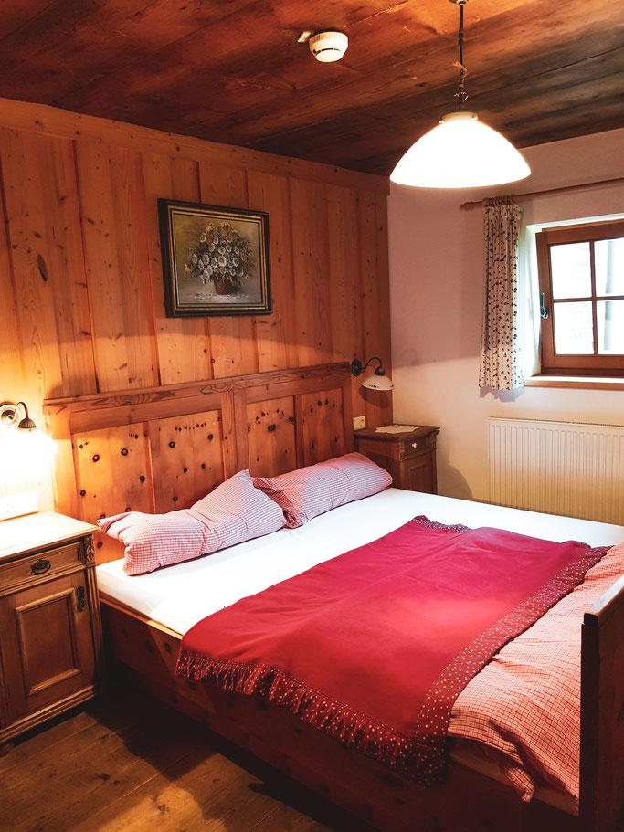 Das urig-schöne Doppelzimmer