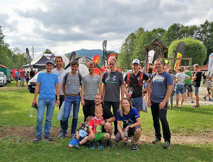Ultra Trail Lamer Winkel 2018