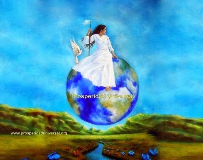 YO SOY PROSPERIDAD UNIVERSAL -crear Prosperidad, atraer abundancia, riqueza, dinero, bienenestar,  www.prosperidaduniversal.org -Prosperidad Universal es sustancia divina  que fluye en tu interior a la espera de ser manifestada.