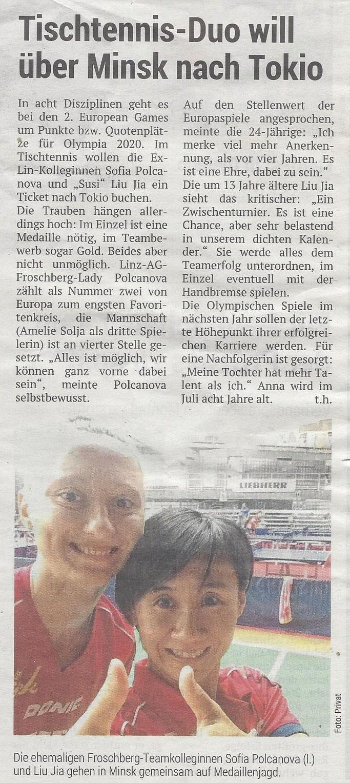 13.06.2019 Volksblatt