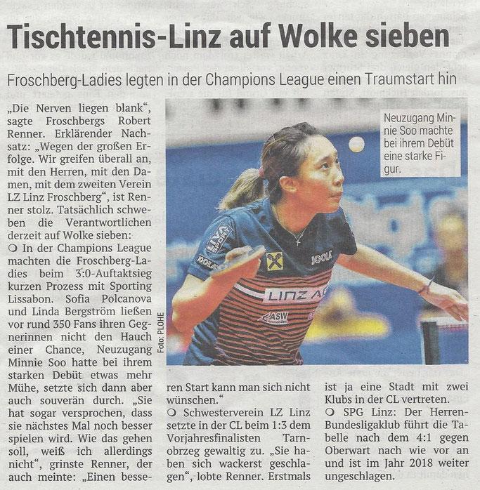 15.10.2018 Volksblatt
