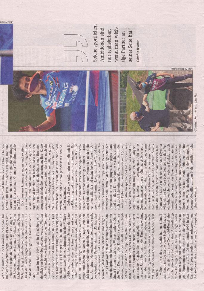 10.08.2020 Raiffeisenzeitung