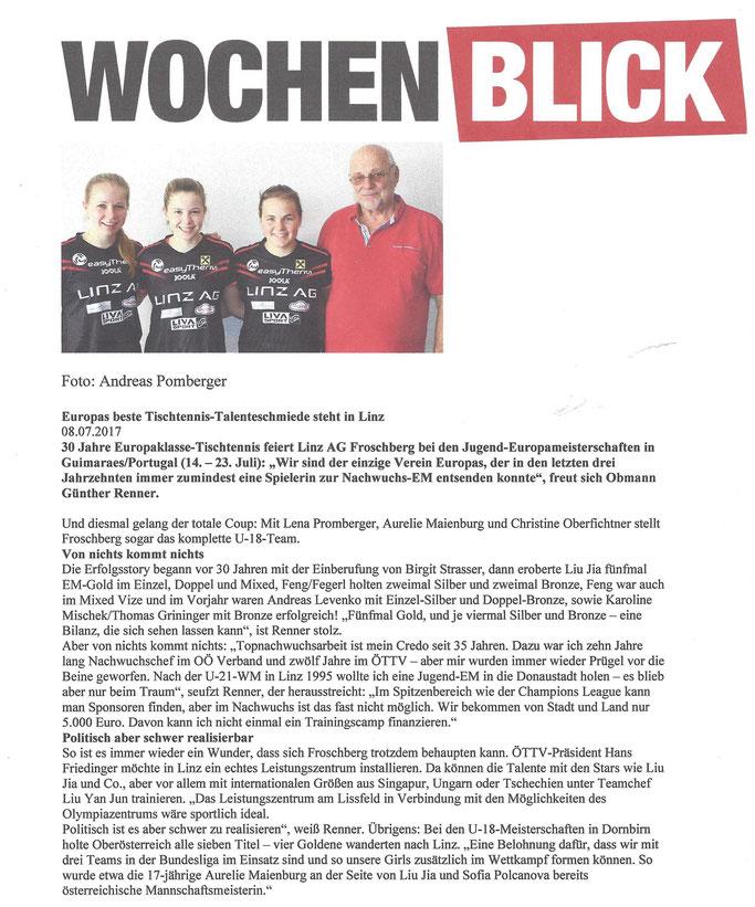 08. Juli 2017 Wochenblick