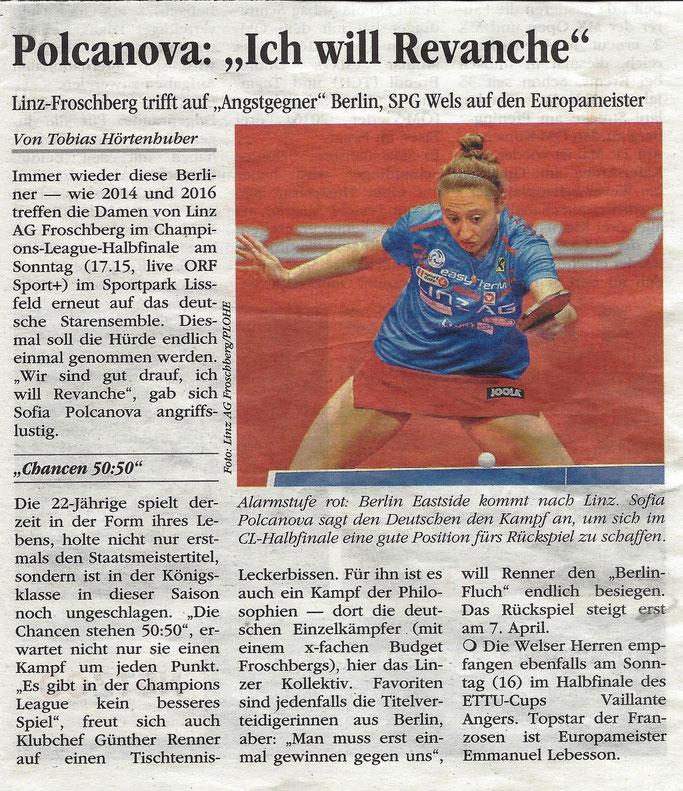 10.03. 2017 Volksblatt