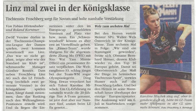 27.06.2018 Volksblatt