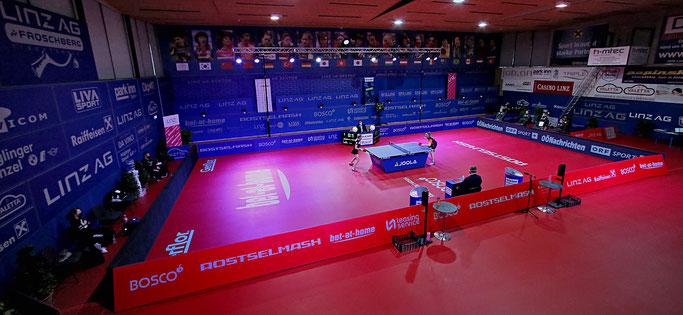 Foto Plohe  - Table Tennis Hall LIVA Sportpark Lissfeld