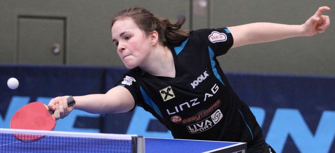 3 x Gold für Christine Oberfichtner - Österreichische U 18 Meisterin im Einzel - Doppel - Mannschaft