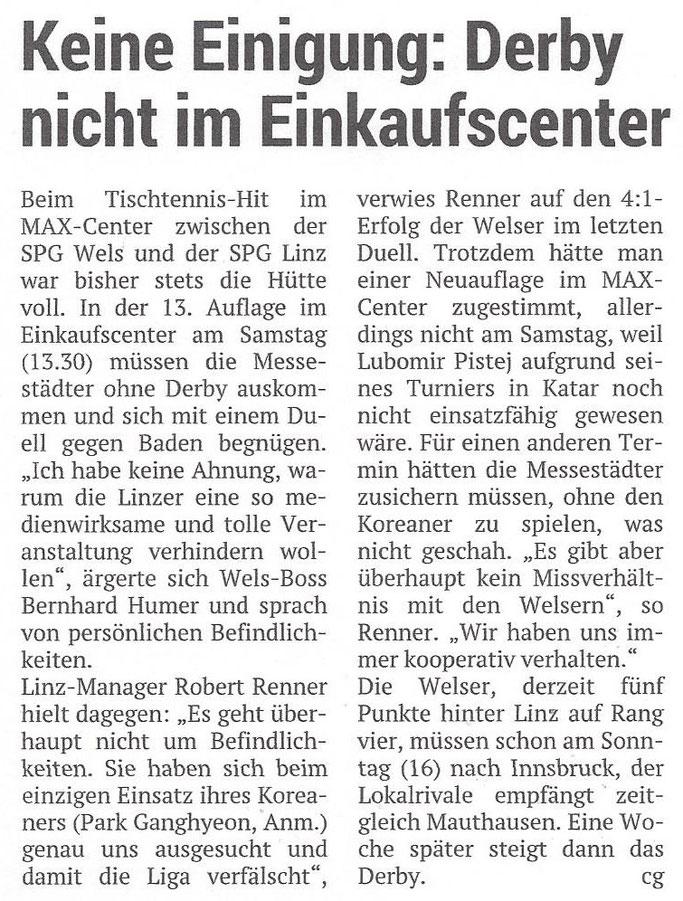 28.03.2019 Volksblatt