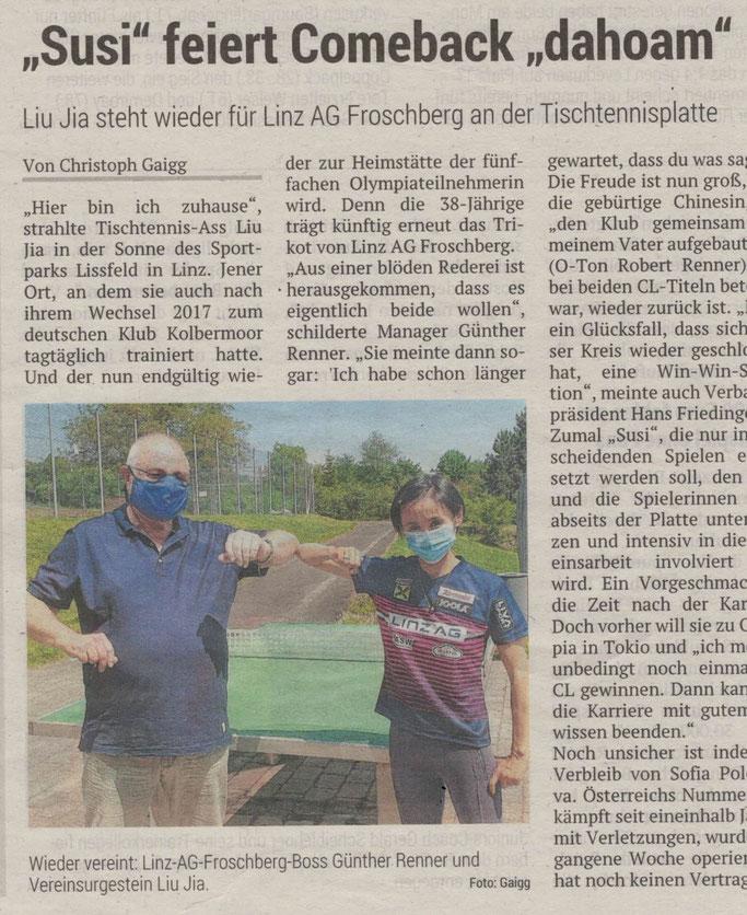05.20.2020 Volksblatt