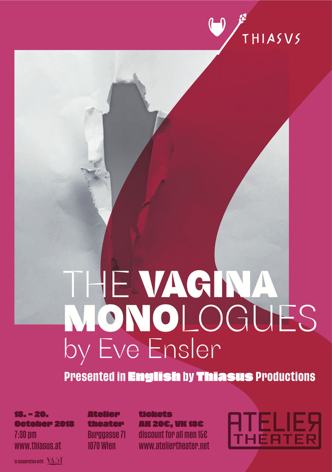 The Vagina Monologues By Eve Ensler Thiasus
