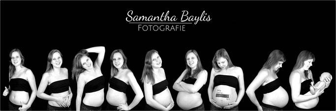 Projekt 9 Monate Fotografie Himmelpforten Samantha Baylis Schwangerschaft