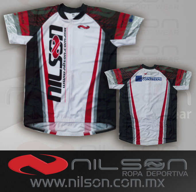 JERSEY NILSON CICLISMO