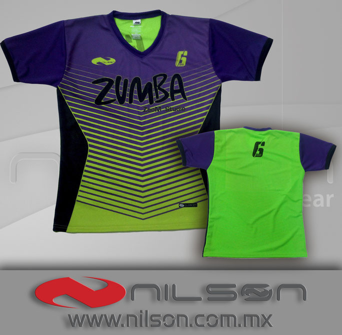 playera frente sublimado