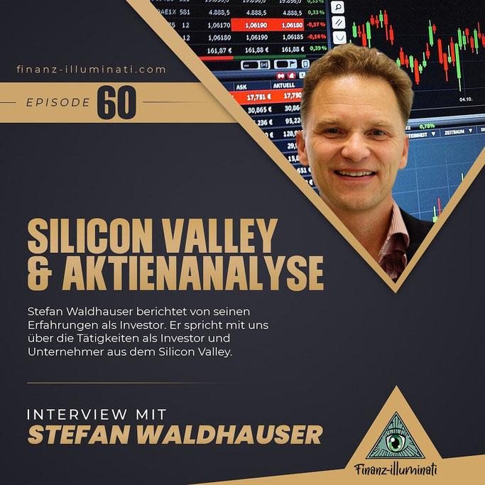 Vom Silicon Valley Unternehmer zum Vollzeit Investor - Interview mit wikifolio Investor Stefan Waldhauser