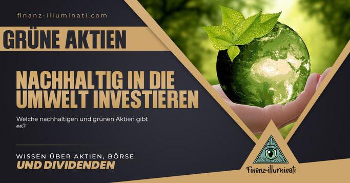 Grüne Aktien mit Potenzial?