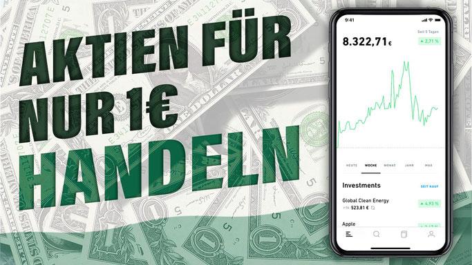 TradeRepublic App Anmelde Bonus Link Promo Aktion