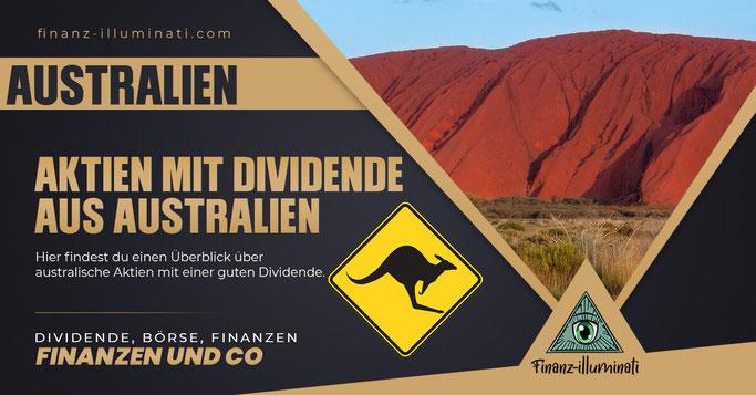 Dividenden Aktien aus Australien