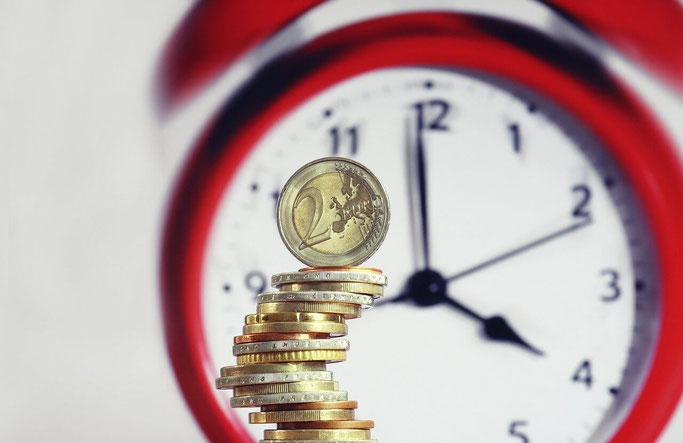 Dividendenkalender für den August - welche Aktien zahlen im August ihre Dividenden?