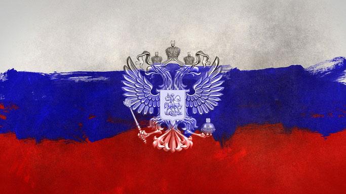 Russland Flagge - die besten russischen Aktien und ETFs