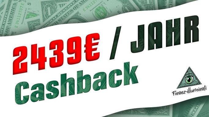 Cashback Geld verdienen