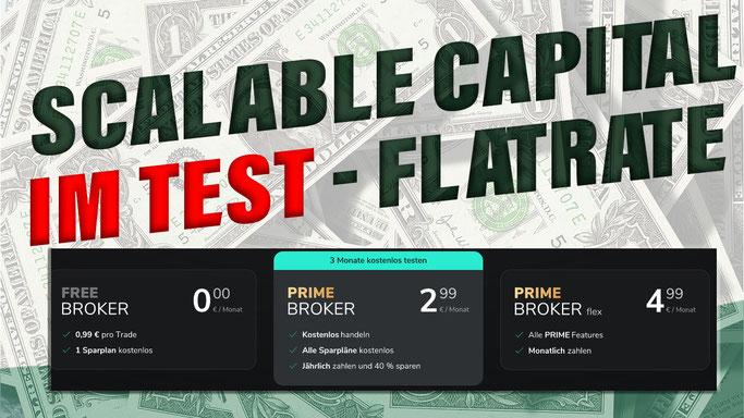 Scaleable Capital Erfahurngen und Meinungen zum Broker Depot was sind so die kosten und wie geht der depotübertrag