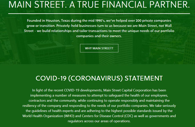 Main Street Capital Consorsbank Sparplan