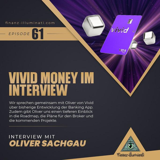 Vivid Money - Konto und Broker? - Cashback Interview