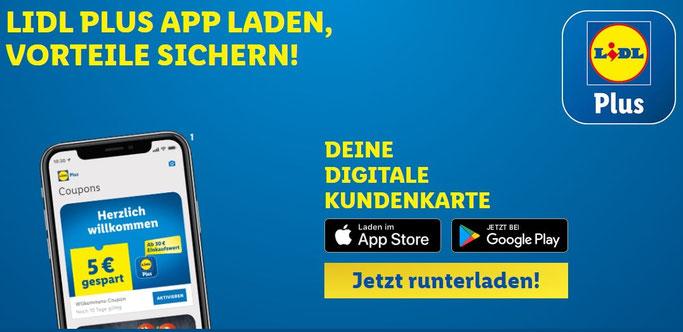 Lidl Pluss App Cashback mit Vivid Money