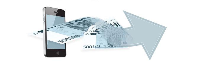 Geld einzahlen beim Smartbroker