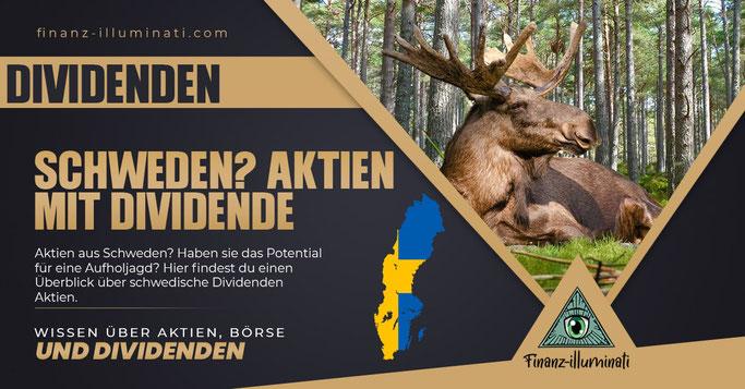 Dividenden-Aktien aus Schweden