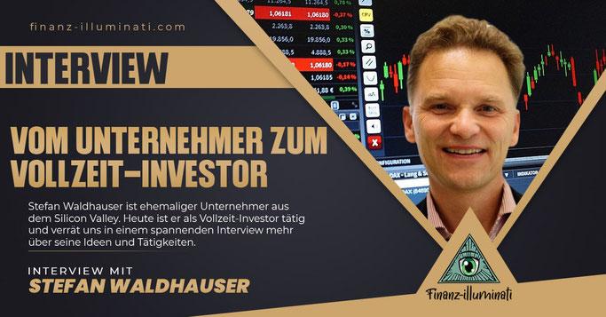 Interview mit Stefan Waldhauser