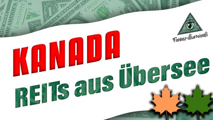 Liste von REIT Aktien aus Kanada