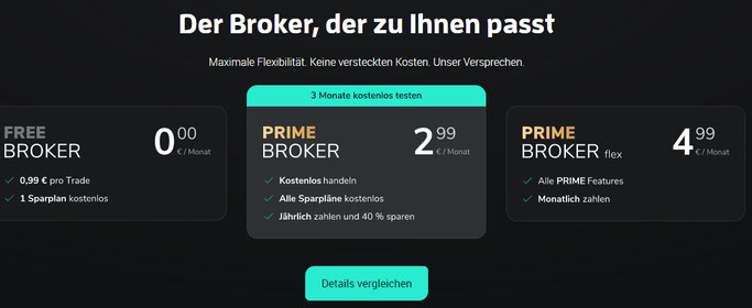 Scalable Capital Preise - was kostet der Broker? Eine Alternative zu Trade Republic und Smartbroker?