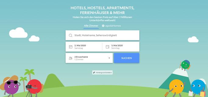 Agoda Aktien Analyse Booking.com Holding Börse