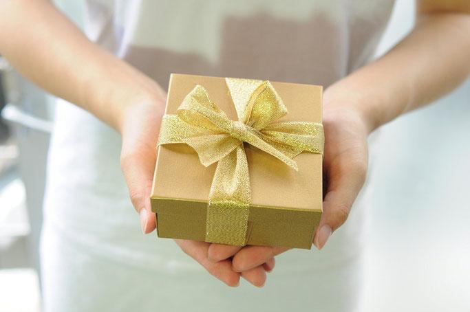 Anmeldebonus Geschenk