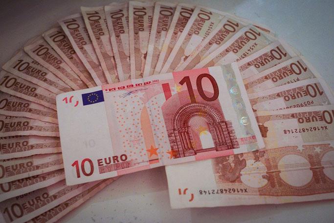Dividenden-Aktien unter 10€