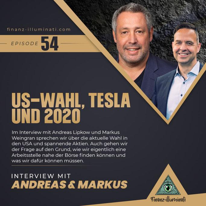 Interview mit Andreas Lipkow und Markus Weingran