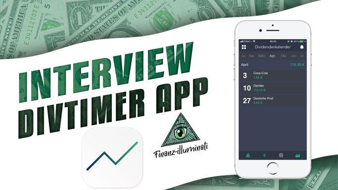 DivTimer App Meinungen und Erfahrungen Interview