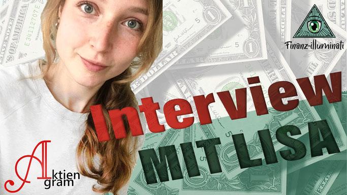 Börsen Investoren Interview mit Lisa von Aktiengram