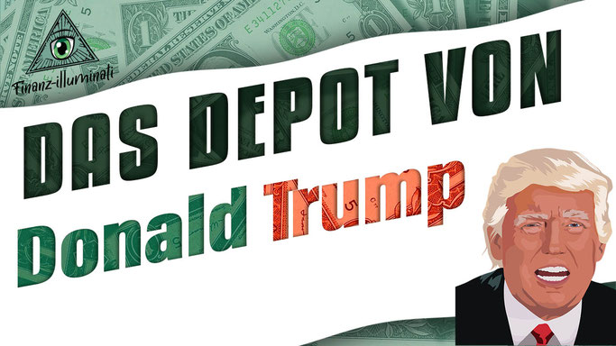 Welche Aktien hat Donald Trump in seinem Depot als US Präsident