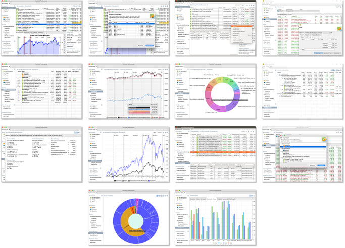 Portfolio Performance kostenloses Tool für Aktionäre