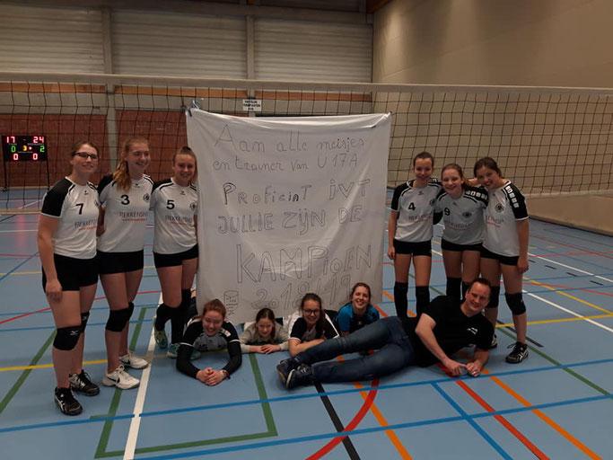 U17 A Kampioen