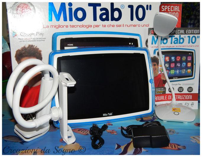 "Mio Tab 10"" Lisciani"